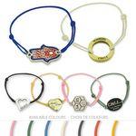 Custom U-Charm Bracelet