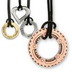 Custom Inspirational Charm Necklace