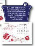 Custom Series Peel & Stick Calendars / Mortar & Pestle