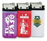 Custom Wide Disposable Butane Lighter