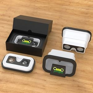 Retractable Virtual Reality Glasses With Gift Box