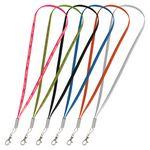 Custom Ribbon Lanyard Charging Cable