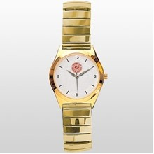 Premier Series Open Stem Gold Expansion Band Watch