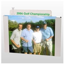Stock Signature Hole Golf Championship Picture Frame