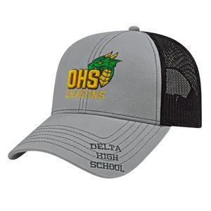 Super Soft Mesh Back Cap