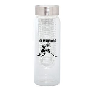 500 Ml. (17 Fl. Oz.) Water Bottle With Fruit Infuser