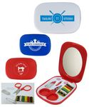 Custom Sewing Kit With Mirror