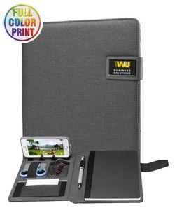 Magnetic Fabric Portfolios (6.5 x 8.75) - Full Color Dome