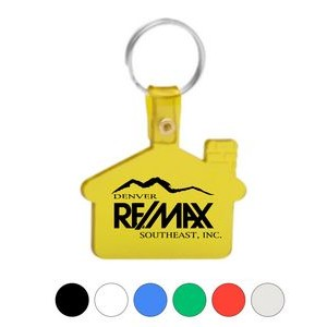 House soft key tags Keychain