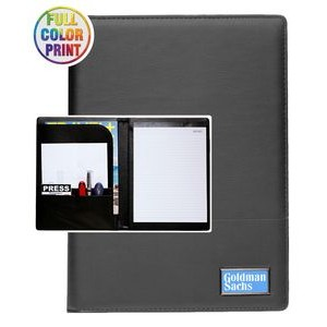 "Leatherette Portfolios (9.5"" x 12.75"") - Full Color"