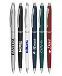 Custom Union Printed, Promotional Peninsula Twist Pen