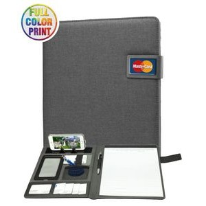 Magnetic Fabric Portfolios (9 x 12) - Full Color Dome