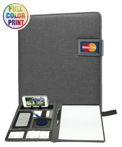 Magnetic Fabric Portfolios (9 x 12) - Full Color Dome