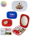 Custom Sewing Kit w/Mirror - Full Color