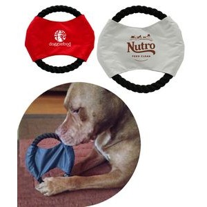 Pet Dog Chew toy Flying Disc