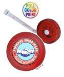 Custom 5' Tape Measure - Full Color