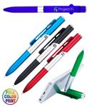 Custom 2in1 Phone Stand Twist Pen - Full Color