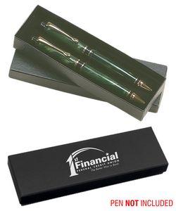 Deluxe Double Black Pen Display Box