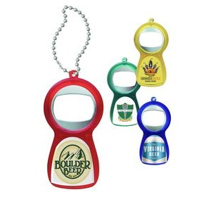 Bottle Opener Keychain - full Color