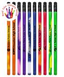 Custom Color changing Mood Pencils w/ Black Eraser, #2 lead