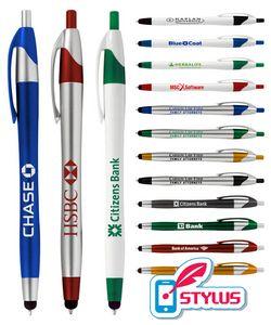Elegant Stylus Click Pen