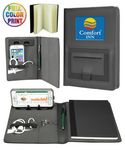 Custom Leatherette Portfolios - Full Color - (6.75 x 9 in)