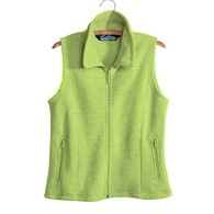 Women's Crescent Micro Fleece Vest