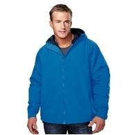 Conqueror Water Resistant Toughlan® Nylon Hooded Jacket