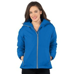 Bellrose Women's Hooded Honeycomb Poly/Fleece Jacket