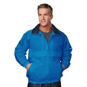 Highland Polyurethane Coated Nylon Shell Jacket