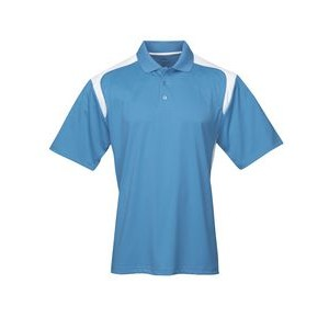 Men's Tri-Mountain Performance® Blitz Colorblock Polo