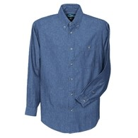 Men's Pioneer Denim Long Sleeve Shirt