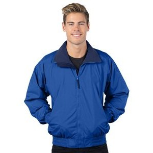 Volunteer Toughlan® Nylon Jacket w/ Panda Fleece Lining