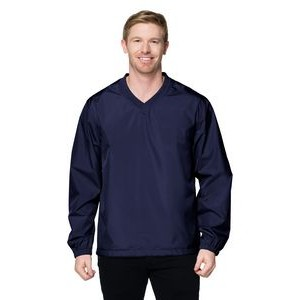 Men's Veer Long Sleeve Polyester Shell Windshirt