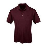 Men's Element Ltd 60/40 Short Sleeve Pique Shirt w/ Pocket