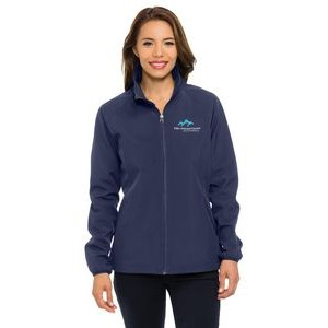 Tri-Mountain® Lady Vital Bonded Soft Shell