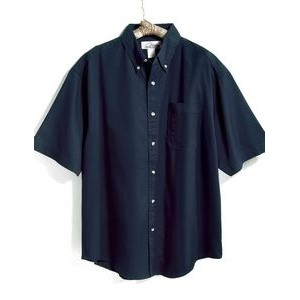 Men's Recruit Short Sleeve Twill Shirt