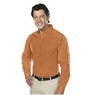 Men's Professional Long Sleeve Twill Shirt
