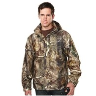 Tri-Mountain® Sportsman Reticle Camo Waterproof Jacket