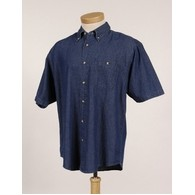 Men's Scout Denim Short Sleeve Shirt