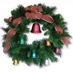 Custom Christmas Wreath. 24