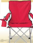 Custom Liberty Bags Folding Chair with Nylon Carrying Bag