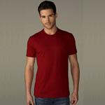 Custom Next Level Men's Premium Fitted Crewneck Tee Shirt