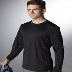 Custom New Balance Tempo Men's 4 Oz. Poly Performance Long Sleeve T-Shirt