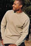 Custom Chouinard Adult Ringspun Cotton Pigment Dyed Long Sleeve Tee Shirt