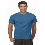 Custom Hanes Nano-T Adult 4.5 Oz. 100 percent Ringspun Cotton T-Shirt