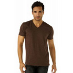 Custom Next Level Men's CVC V-Neck Tee Shirt