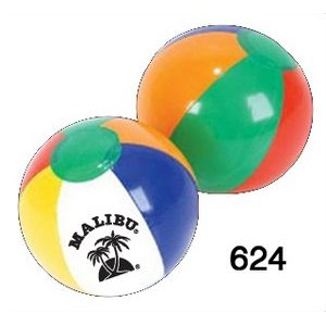 "24"" Inflatable Beach Ball - As Low As $1.95"