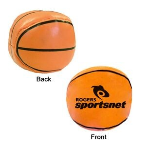 "2"" Miniature Basketball Kick Ball"