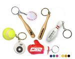 Custom Sports Balls Keychain